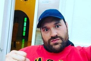 Тайсон Фьюри: Сброшу вес и верну себе титул чемпиона
