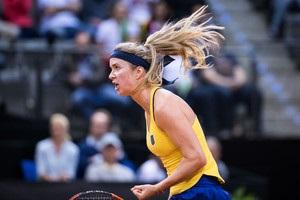 Свитолина пробилась в четвертьфинал турнира в Стамбуле