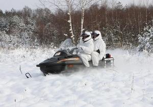 Пограничники задержали латыша, который в 15-градусный мороз переплыл Западный Буг