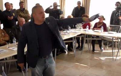 Організація Медведчука поскаржилася в поліцію на мера Конотопа