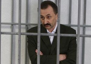 Источник: Экс-судью Зварича этапировали в исправительную колонию