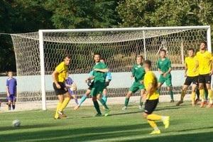 Металлург З потерпел самое крупное поражение в украинском футболе