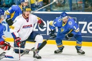 Україна завершила домашній чемпіонат світу з хокею без перемог