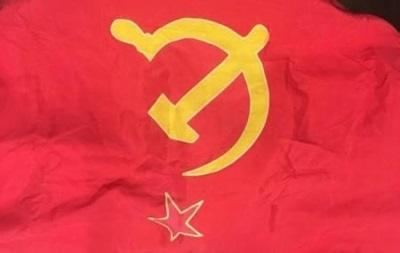 В Одеській області затримали чоловіка, який торгував радянськими прапорами