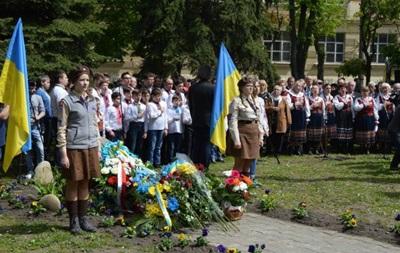 У Львові пройшла хода на честь річниці операції  Вісла