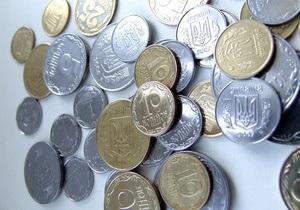 Госдолг Украины в ноябре вырос на 1,2%