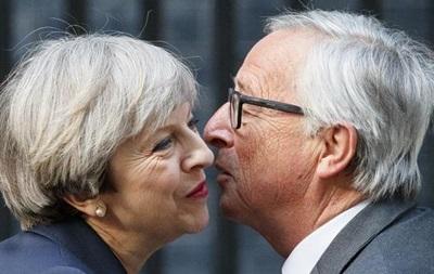 Мей очікує важких переговорів з ЄС щодо Brexit
