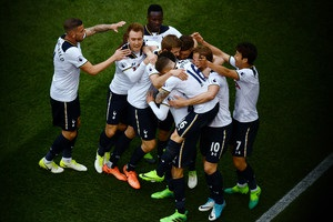 Тоттенхем - Арсенал 2:0. Відео голів та огляд матчу