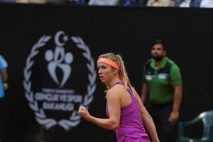 Рейтинг WTA: Світоліна піднялася на одну позицію