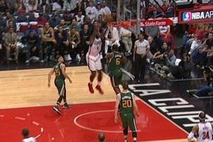 Потужний данк Деандре Джордана - у топ-5 дня в НБА