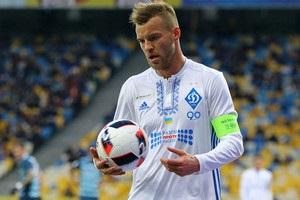 Ярмоленко визнаний найкращим гравцем 27-го туру чемпіонату України