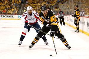 НХЛ: Вашингтон в овертаймі дотиснув Піттсбург