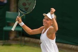 WTA: Ястремская номинирована на звание  Прорыв месяца