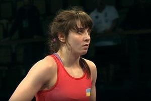 Украинки Семкив и Ткач добыли две медали на ЧЕ по женской борьбе