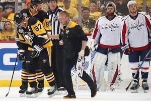 НХЛ: Кросбі отримав струс мозку і вибув на невизначений термін
