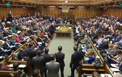 Парламент Британии распущен