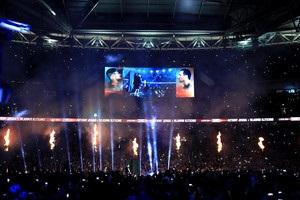 Вражаюче перетворення: як готували Уемблі до бою Кличко - Джошуа