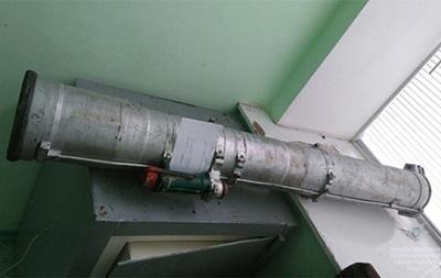 На Дніпропетровщині чоловік здав поліції протитанкову установку