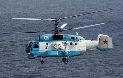 Военные РФ провели в Крыму учения с вертолетами