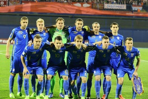 Рейтинг ФІФА: Україна зберегла позиції перед матчем з Фінляндією