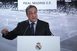 Президент Реала пообіцяв команді колосальні преміальні за золотий дубль