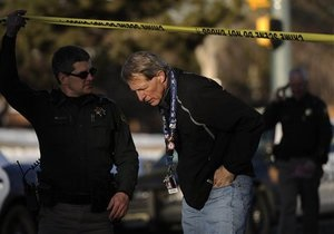 В США учитель обезвредил мужчину, стрелявшего по школьникам