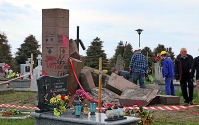 Інститут нацпам яті створив карту руйнувань пам ятників в Польщі і Україні