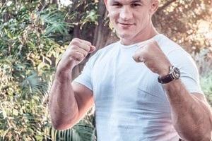 Боєць UFC висловив бажання битися з Ентоні Джошуа