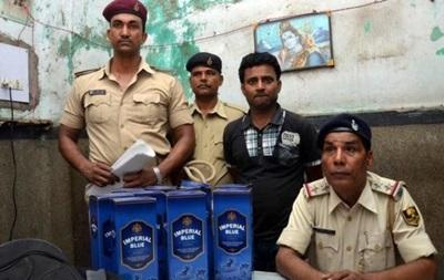 В Індії поліція звинуватила щурів в алкоголізмі