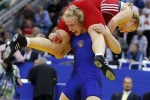 Українка Черкасова завоювала бронзу чемпіонату Європи з боротьби