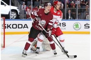 ЧМ-2017: Латвия обыграла Данию, Швейцария едва не упустила победу над Словенией
