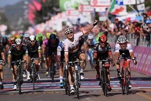 Німець Грайпель переміг на другому етапі Джиро д Італія