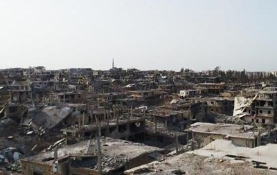 У Сирії різко зменшилося число атак