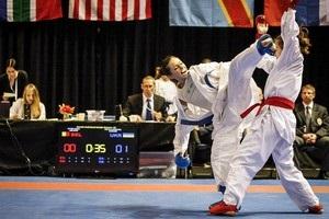 Збірна України з карате виграла шість медалей на чемпіонаті Європи