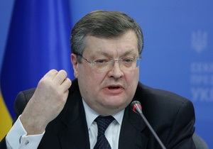 МИД Украины заверяет, что сотрудничество с Таможенным союзом не будет происходить за счет переговоров с ЕС