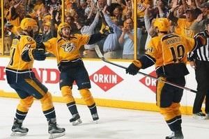 НХЛ: Эдмонтон разгромил Анахайм, Нэшвилл – в финале Конференции