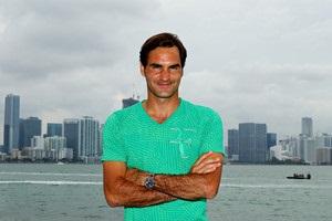 Роджер Федерер підписав спонсорський контракт на 40 мільйонів доларів