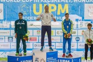 Тимощенко став бронзовим призером на етапі Кубка світу з сучасного п ятиборства