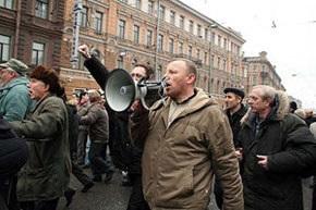 Российский писатель попросил политического убежища в Украине