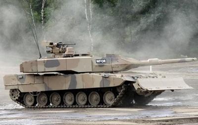 Німеччина збільшить на третину кількість танків