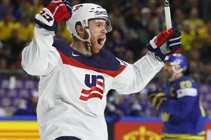 ЧС-2017: США сильніші від Швеції, Чехія здійснила камбек проти фінів