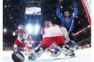 Фінляндія - Чехія 4:3 відео шайб і огляд матчу ЧС-2017 з хокею