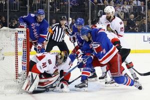 НХЛ: Оттава обіграла Рейнджерс і вийшла у фінал Конференції