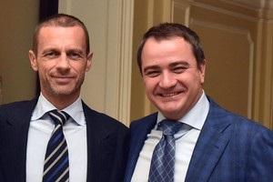 Павелка рекомендували на посаду члена Дисциплінарного комітету ФІФА