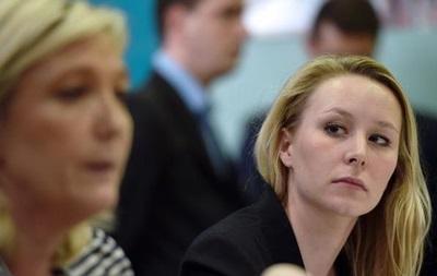 Племінниця Марін Ле Пен йде з політики