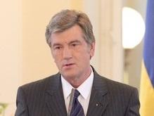 Ющенко просит поторопиться с передачей документов о пожаре в Лозовой Кабмину