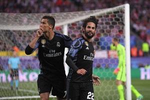 Реал програв Атлетіко, але вийшов у фінал Ліги чемпіонів