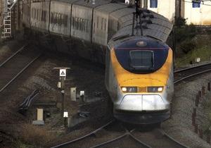 Из поезда Eurostar эвакуировали 700 пассажиров из-за бесхозной сумки