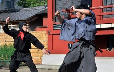 В Японії відкривають перший у світі центр вивчення ніндзя