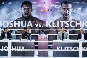 Хірн: Якщо Кличко захоче бою, думаю, він буде наступним для Джошуа